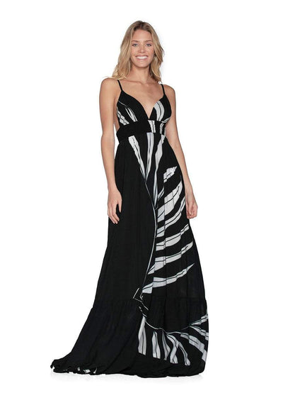 Maaji Wonderland Long Beach Dress