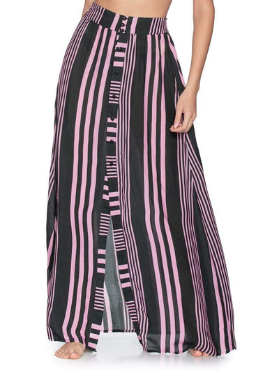 Maaji Cray Sea Maxi Skirt Beach Cover Up