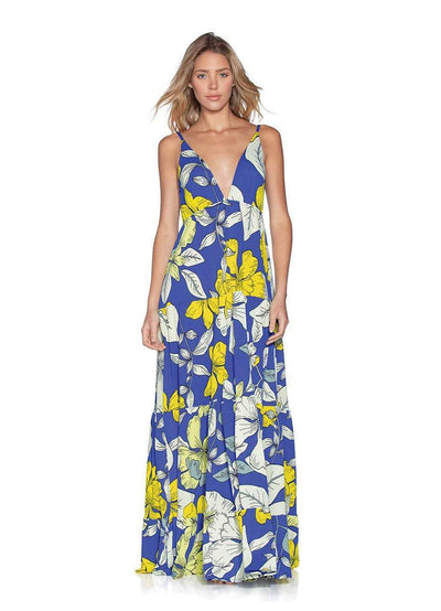 Maaji Sand Castle Long Beach Dress