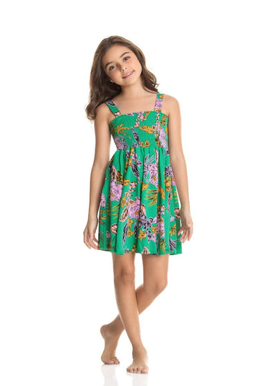 Maaji Green Dream Donna Girls Short Dress - Maaji