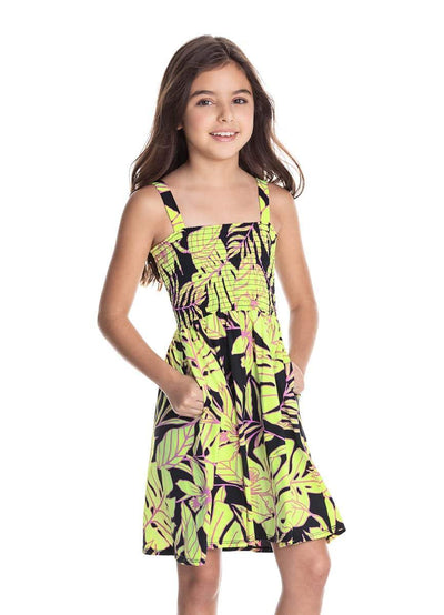 Maaji Zinnia Girls Short Dress