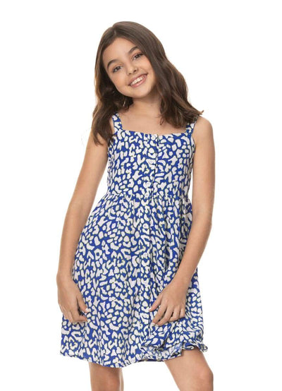 Maaji Miconos Island Bouquet Girls Short Dress - Maaji