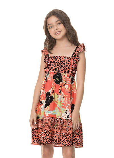 Maaji Whispering Roses Groom Girls Short Dress - Maaji