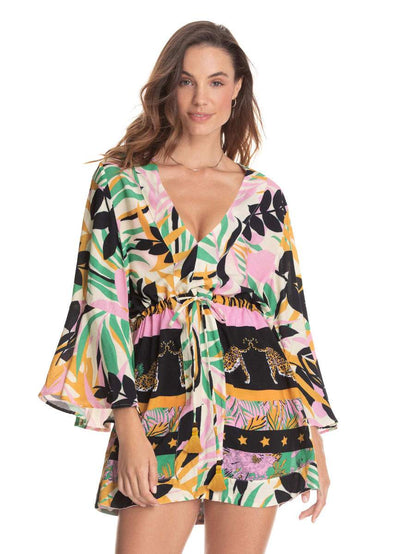 Maaji Joy Flowering Forest Kaftan - Maaji
