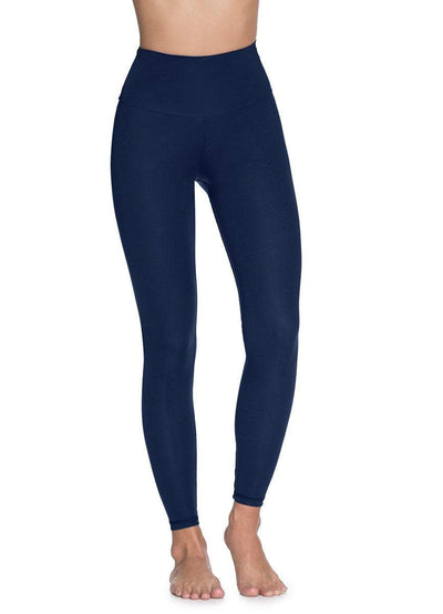 Maaji Double Dream Indigo Reversible High Rise Full Legging