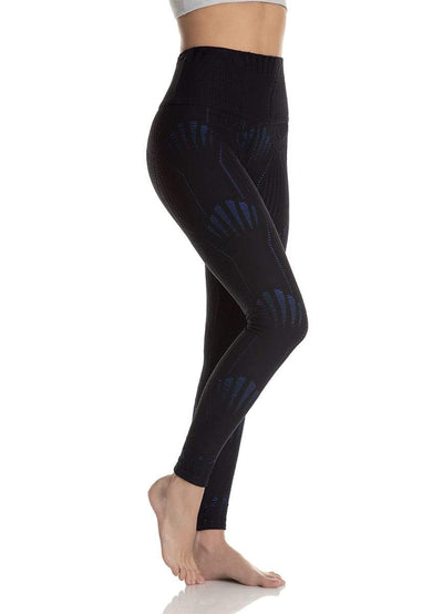 Maaji Double Dream Onyx High Rise Full Legging