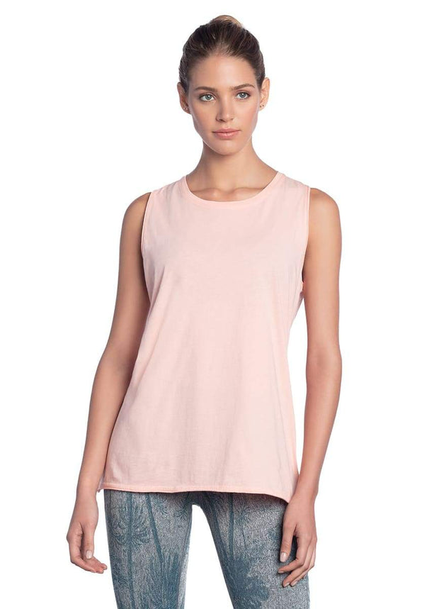 Maaji Halo Peach Tank Top
