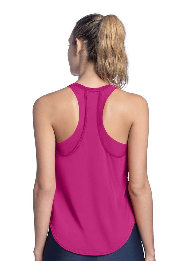 Maaji Radiance Magenta Tech Tank Top
