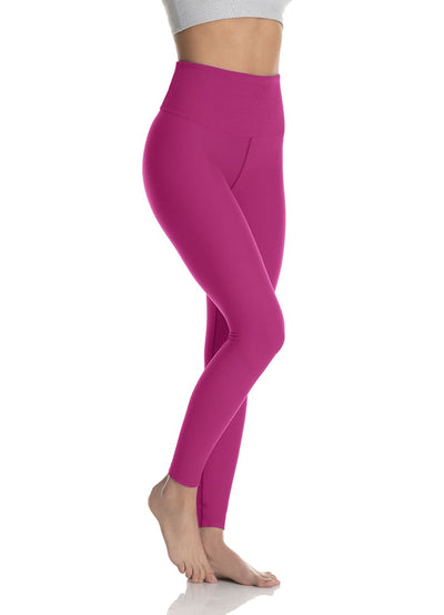 Maaji Marvel Magenta High Waisted Leggings