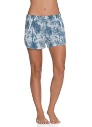 Maaji Lagoon Palm Pewter Short