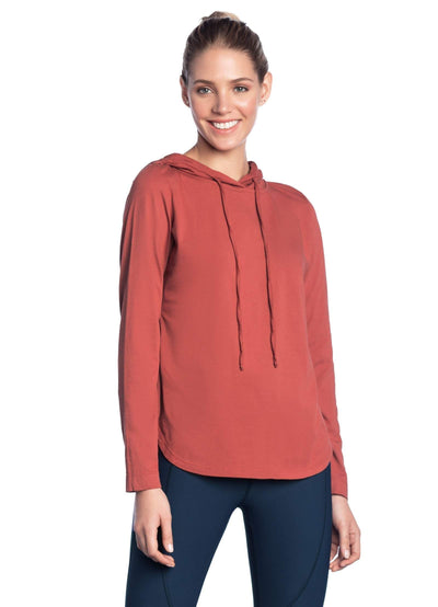 Maaji Jolly Garnet Hooded Layer