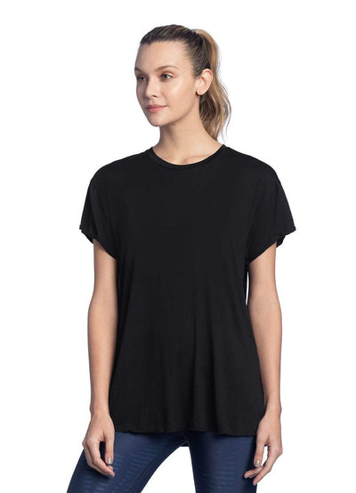 Maaji Motion Black T-Shirt