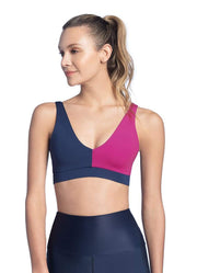 Maaji Rumba Flashdance 4-Way Reversible Medium-Impact Sports Bra