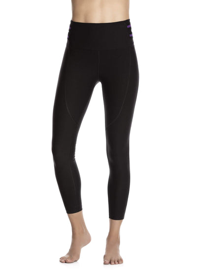 Maaji Change Black High Rise 7/8Th Legging