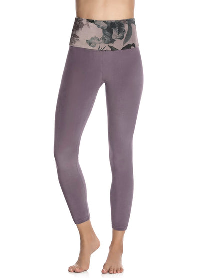 Maaji Simply Lilac High Rise Full Legging
