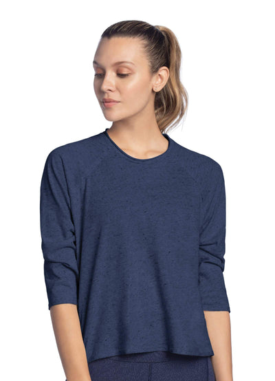 Maaji Calm Pure Space Yoga Top