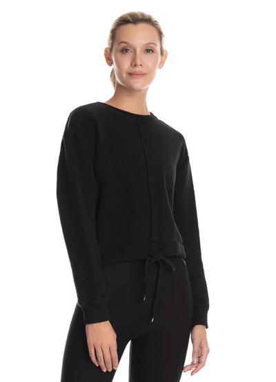 Maaji Authentic Black Sweatshirt - Maaji