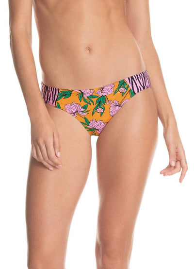 Maaji Savage Roots Docks Tab Side Bikini Bottom - Maaji