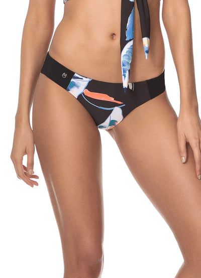 Maaji Best Vibe Docks Tab Side Bikini Bottom - Maaji