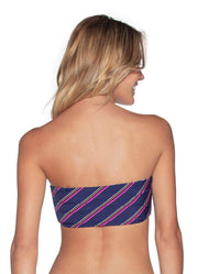 Maaji Glowing Flicker 4-Way Reversible Bandeau Top