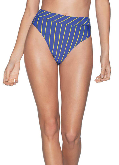 Maaji Lorelei Suzy Q Reversible High Waisted Bikini Bottom