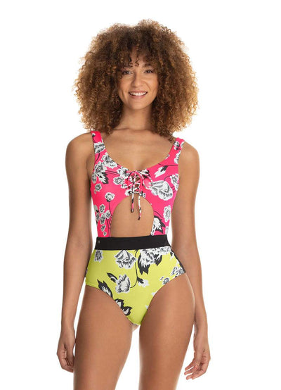 Maaji Fairground Trapeze One Piece