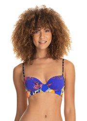 Maaji Attraction Marvels Reversible Underwire Bikini Top