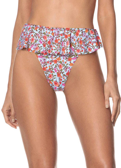 Maaji Joy Follows Destiny Ruffle Bikini Bottom - Maaji