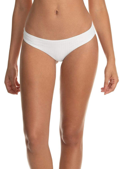 Maaji Card White Sublime Reversible Bikini Bottom