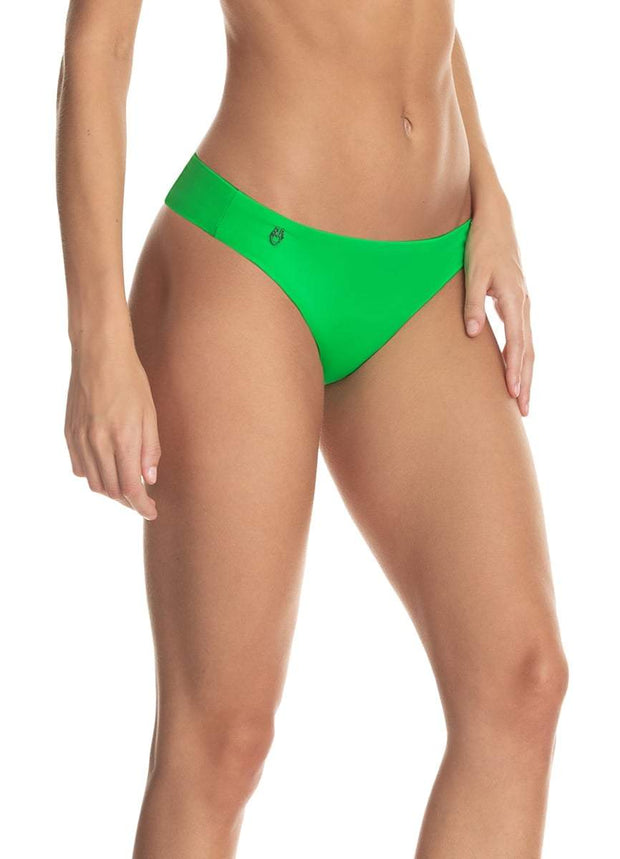 Maaji Lucky Clover Green Sublime Bikini Bottom