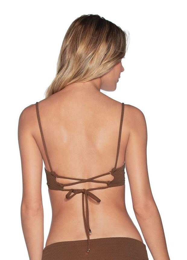 Maaji Coconut Lovely Reversible Bikini Top