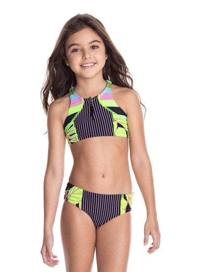Maaji Psichedelicious Reversible Girls Swimsuit