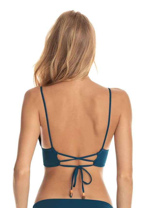 Maaji Dragonfly Pilot Triangle Bikini Top