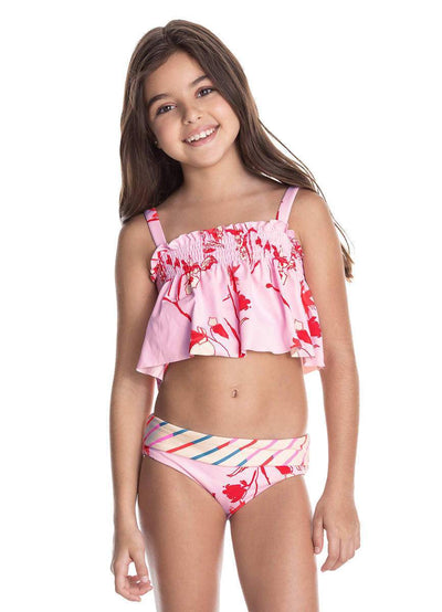 Maaji Cassie Daisy Girls Swimsuit