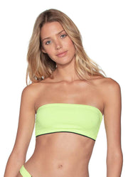 Maaji Moonlit June 4-Way Reversible Bandeau Bikini Top