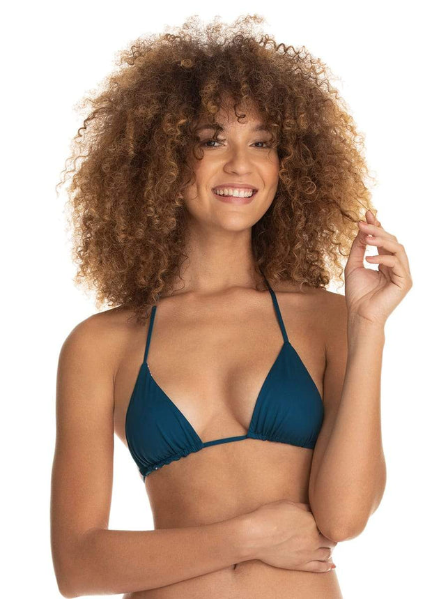 Maaji Dragonfly Balmy Reversible Triangle Bikini Top