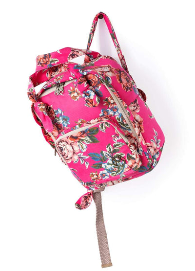 Maaji Enchanted Roses Amelie Back Pack - Maaji