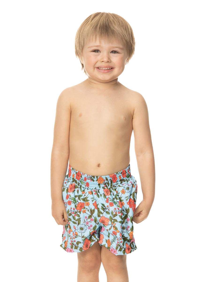 Maaji Blooming Fede Boys Trunks - Maaji