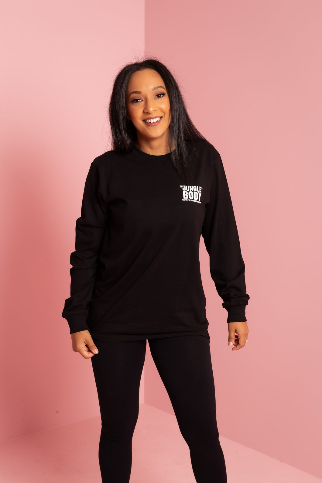 My TJB Long Sleeve Tee - PREORDER FOR APRIL 26 2021 DISPATCH