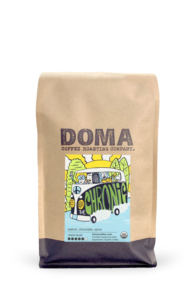 DOMA The Chronic Coffee 2lb