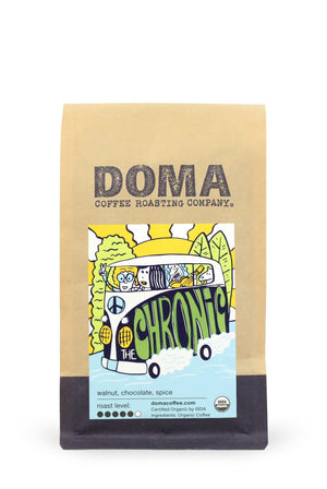 DOMA The Chronic Coffee 12oz