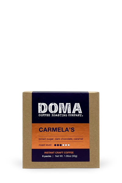 DoMA Carmela's Instant Craft Coffee