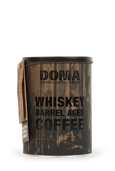 DOMA Whiskey Barrel Aged Coffee