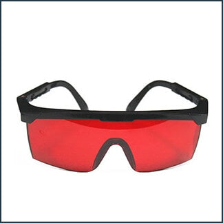 TRUSILICON™ LASER SAFETY GOGGLES