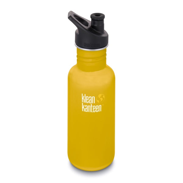 Trinkflasche Lemon Curry, 532ml von Klean Kanteen | by Anton & Sophie