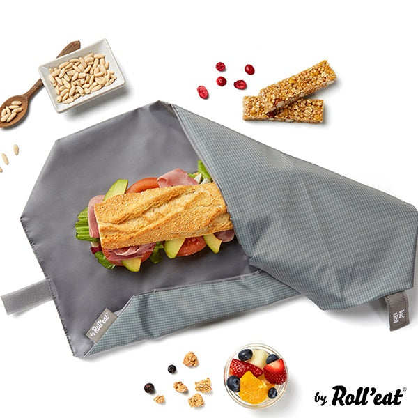 Boc'n'Roll Sandwich Wrap