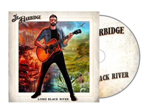 Pre-Order Long Black River CD