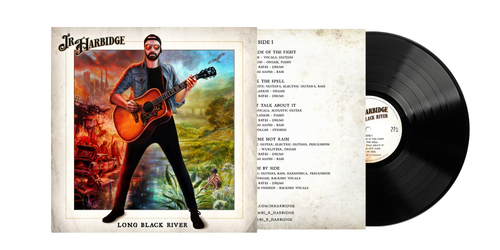 Pre-Order Long Black River Vinyl LP