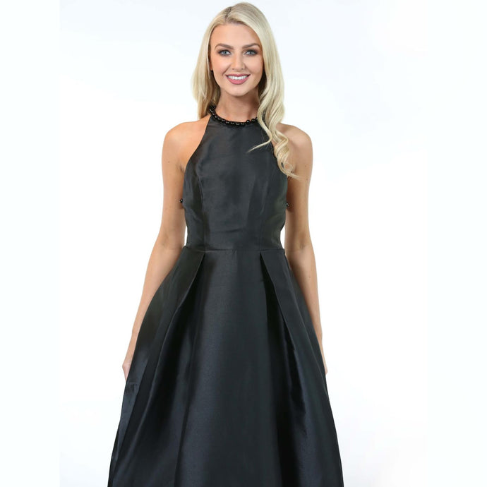 Vivianne Dress Black - MSC The Store