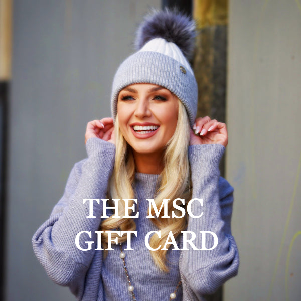 The MSC Gift Card - MSC The Store